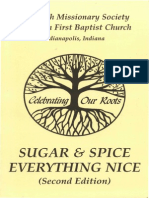 Celebrating Our Roots - Sugar and Spice Everything Nice