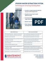 Mp3000 Mega Pump Brochure