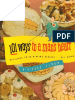 101 Ways to a Man's Heart - Delicious Prize-winning Recipes... All Using E-Z Bake Flour