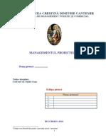 Formular Aplicatie Practica Manager Proiect 2014