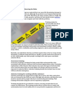 Asbestos Training - Knowing the Risks