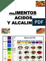 Ph de Los Alimentos Pp