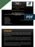 6.5 Procesos de Mejora Contínua en La Administración de Una Empresa Constructora, En El Personal y en Obras