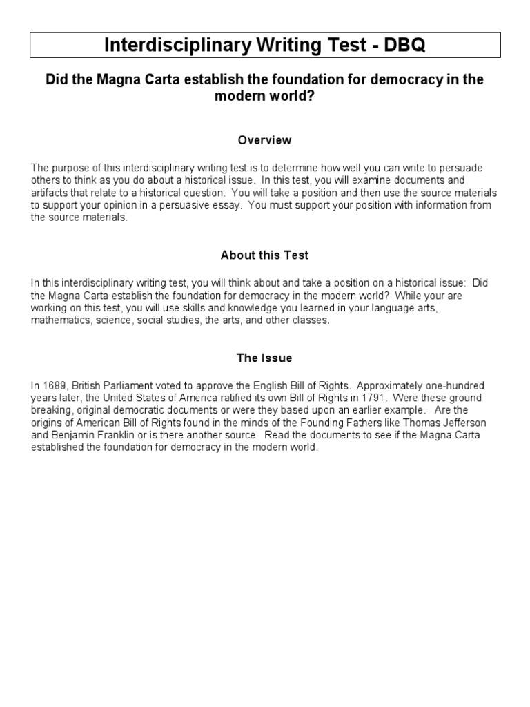 worksheet Magna Carta Worksheet magna carta dbq 2 united states constitution bail