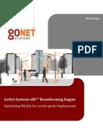 Gonet XRF Brochure