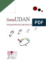 ZM Udaleku Taldeentzako Eskaintza 2014
