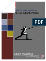 ASTM Rubber Standards