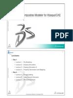 Composites Modeler for AbaqusCAE