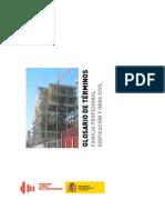 Glosario de Terminos CONSTRUCCION OBRA CIVIL Español