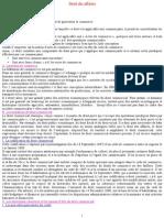 Droit Des Affaires CM