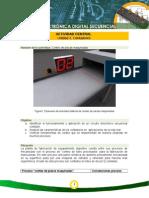 Electronica Secuenciales SENA, Actividad Cen 3