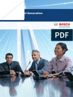 Starin - Bosch - Conferencing - DCN Next Generation - Data Brochure(1)
