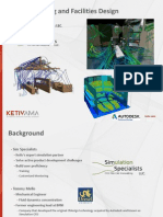 SM01 - CFD for Building and Facilities Design