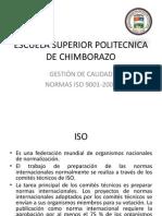 Gestion de Calidad. ISO 9001-2008