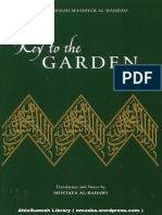 Key to the Garden by Imam al Haddad