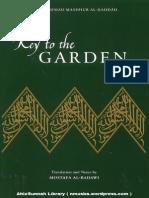 Key to the Garden by Imam al Haddad