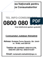 Autoritatea Națională Pentru Protecția Consumatorilor