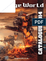 Forge World Catalogue 2014-Web
