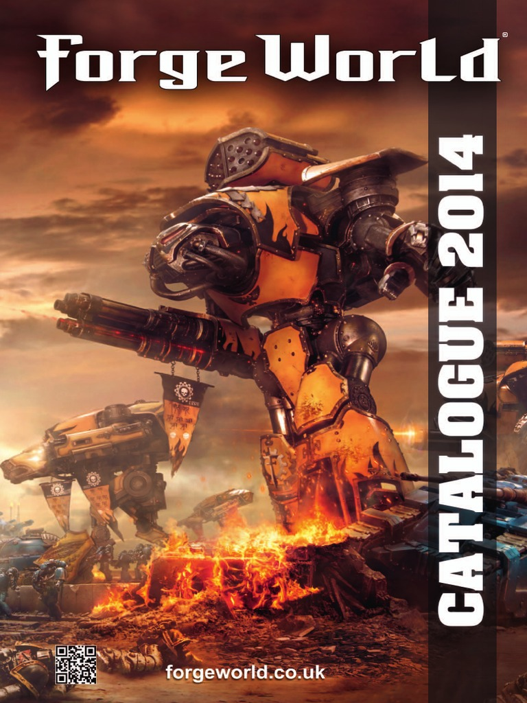 Forge World Catalogue 2014-Web | Euro | Armed Conflict