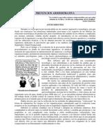 08 - Prevención Administrativa