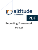 Reporting Framework3.1 Manual