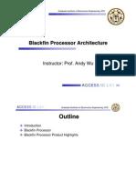 w3 2004-09-29 Blackfin_Architecture v1