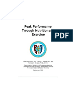 209220 US Navy Peak Performance Through Nutrition and Exercise