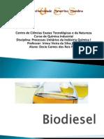 Biodiesel - Decio Gomes Dos Reis Filho