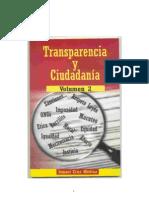 Segundo Volumen-Transparencia y Ciudadania