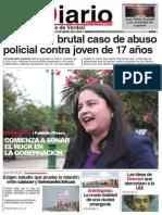 Diario Antofagasta, Diario Calama y Diario Tocopilla N°q