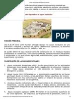 EDAR_ Estación Depuradora de Aguas Residuales