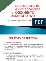EL DERECHO DE PETICION ESAP.pdf