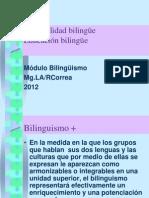 La Personalidad Bilinguee