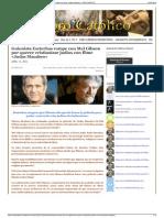 Guionista Eszterhas Rompe Con Mel Gibson Por Querer Cristian