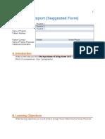 Patient Home Visit Report - Form 2003