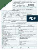 Formulario de Seguridad Minera E200 SIMIN2 0 Michel