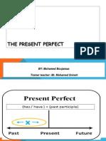 The Present Perfect Lesson
