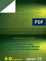 mantenimientodeunared-110506104910-phpapp01