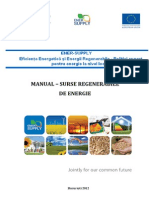 Manual - Surse Regenerabile de Energie (ENER_handbook_ro)