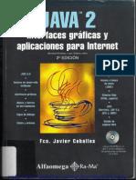 Java 2 Interfaces Graficas y Aplicaciones Para Internet Por Giovanni Flores