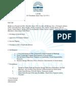 CVCA Board Agenda 120309