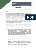 Comunicado sobre reportaje relacionado a Caja Metropolitana de Lima