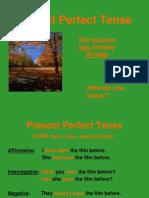 Present Perfect Tense71