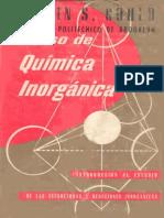 Curso de Quimica Inorganica Edwin Gould