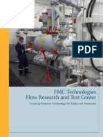 (SB0A015) FMC Technologies Flow Research and Test Center