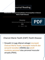 Medication-induced exacerbation of neuropathy in Charcot Marie