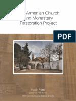 Armenian Church and Monastery Restoration Project