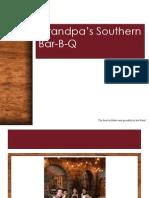 Grandpa's Southern Bar-B-Q
