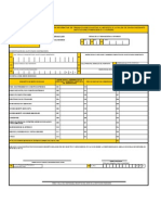 Declaracion Informativa de Transacciones Sujetas Al Impuesto a La Salida de Divisas Mediante Instituciones Financieras o Couriers.