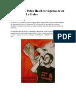 Entrevista a Pablo Hasél - Por La Haine